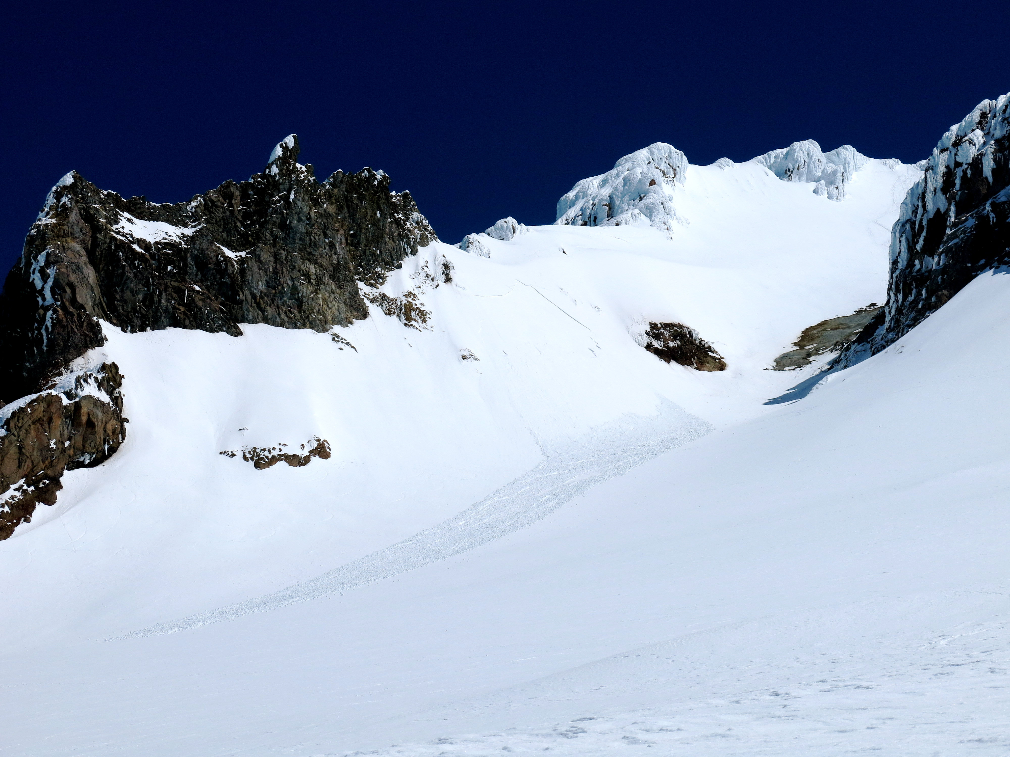 Climbing Mt. Hood in spring and summer: Will you carry avalanche safety gear?